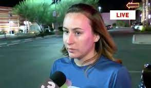 Las Vegas shooting: Woman warned 'you're all going to die tonight,' witness  says - syracuse.com