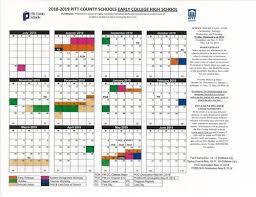 Calendar School Calendar For Students