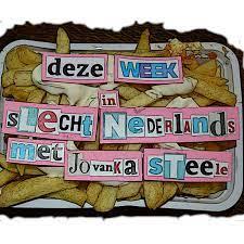 Deze week in slecht Nederlands (podcast) - Jovanka Steele