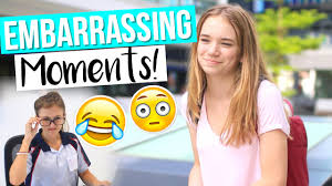 Embracing moments for teens