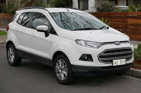 new car release in india 2013Ford EcoSport  Wikipedia