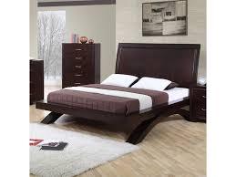 Morris Bedroom Furniture Rotterdam Contemporary Queen Platform Bed Morris Home Platform