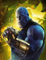 Avengers Thanos Wallpaper 4k