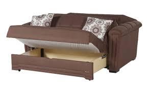 modern convertible furniture. truffle microfiber modern convertible loveseat bed wpillows furniture