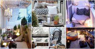 Ideas For Decorating Apartments Amazing Balcony Decorating Ideas For Christmas Diy Patio Ground Floor