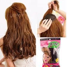 即効 盛りヘアー 盛り髪ベース ウィッグ ヘアケアー ヘア アレンジ ヘア