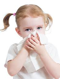 child always have a stuffy nose
