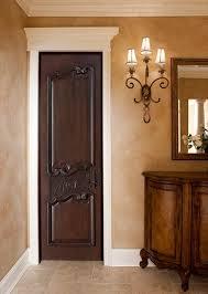 wood interior doors. Custom Solid Wood Interior Doors