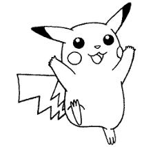 Pokemon Paradijs Tekenen Pikachu