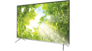 samsung ks8000 55. the ks8000 is a flat screen 4k tv, something which we ourselves appreciate more than gimmick that curvature in normal-sized tvs of any samsung ks8000 55