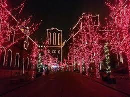 Anheuser Busch Holiday Lights Brewery Lights At Anheuser Busch Starts November 19