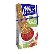 Хлебцы <b>Magic Grain</b> Тонкие ржаные с кунжутом и чиа | Отзывы ...