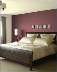 Burgundy Color Bedroom Ideas 2