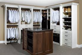 nice free standing closet systems