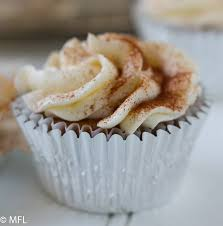 Chai Tea Cupcakes With Buttercream Icing My Forking Life