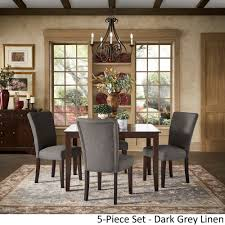 pranzo rectangular 66 inch extending dining table set by inspire q classic free today com 12408618