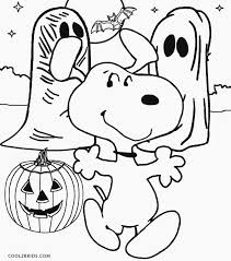 Free Peanuts Coloring Pages 2290047