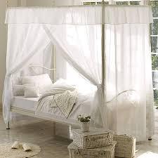 bon-like: Storage canopy bed pipe bed, Princess bed Princess belt ...