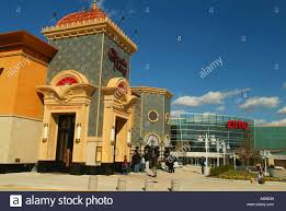 Amc Columbia Md Usa Maryland The Cheesecake Factory Restaurant And An Amc Movie