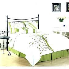 green bedspreads pink