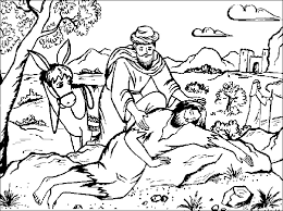 The Good Samaritan Free Coloring Pages On Art Coloring Pages