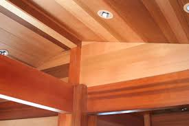 open office ceiling decoration idea. Using Wood Ceilings In Minimal And Open Office Designs. Ceiling Decoration Idea