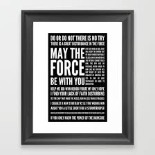 Star Wars Quotes Cool All Your Favorite Star Wars Quotes In One Awesome Piece Of Subway