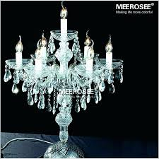 candle chandelier centerpieces for weddings candle