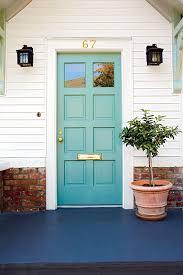Light Blue Front Door 19 Bold Colors For Your Front Door