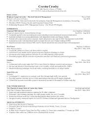 Resume Accent Creytn's Resume 50