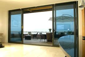 huge sliding glass doors oversized commercial large white aluminium patio cost