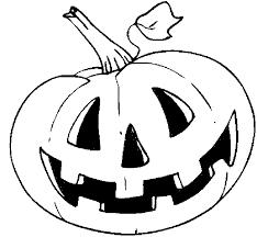 Halloween Pompoen Kleurplaat Google Zoeken Halloween Coloring