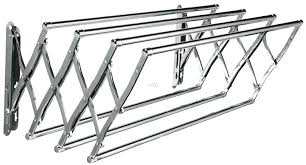 wall mounted clothes drying rack marvelous wall mounted clothes drying rack in