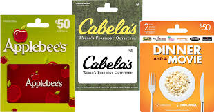 amazon gift card deals today only save at applebee s ruby tuesdays and fandango