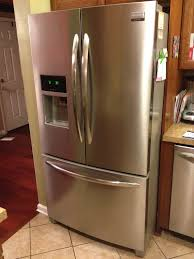 smudge proof refrigerator. Perfect Smudge Frigidaire Gallery Series Smudge Proof Stainless Steel In Refrigerator S