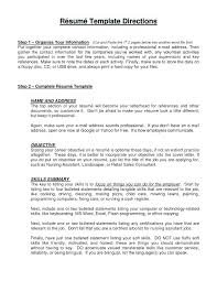 how to make your resume look good good objective statement for a resume  template creative resume