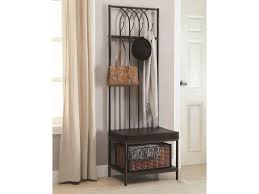 Coaster Coat Rack Coaster Coat Racks Hall Tree With Storage Bench Miskelly Furniture 46