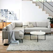 west elm round rug unique 3 piece sectional kilim kite awesome traced diamond