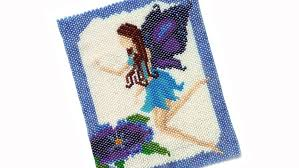Stitching Patterns New Fairies Of The Garden Stitching Patterns Facet Jewelry Making