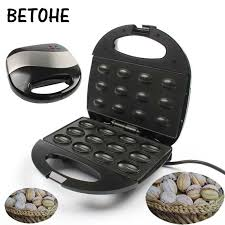 BETOHE <b>QQ Egg Bubble</b> Cake Baking Pan Mold Iron Aluminum ...