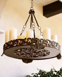 hanging tea light chandelier large rustic chandeliers outdoor for gazebos with candles backyard lighting ideasilluminate area
