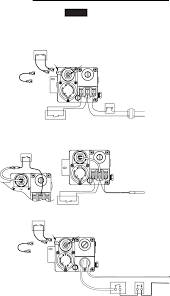 gas valve wiring th tr gas image wiring diagram white rodgers heaters 36c03 333 gas valve pdf installation on gas valve wiring th tr