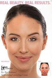 banish redness with it cosmetics by jamie kern bye bye redness neutralizing correcting cream