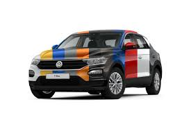 Volkswagen T Roc Colour Guide Prices Stable Blog