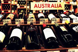 Výsledok vyhľadávania obrázkov pre dopyt Australian wine