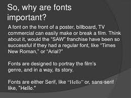 Fonts Posters Horror Fonts Research And Choice