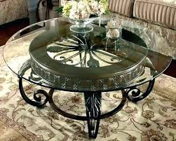wrought iron glass coffee table wrought iron glass coffee table iron and glass coffee tables wrought