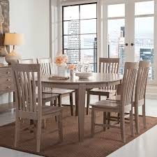 grey dining room furniture. More Views. Cosmopolitan Weathered Grey Dining Room Furniture