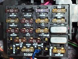 camaro fuse box wiring diagrams