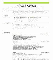 resume samples for team leader position logistics team lead resume sample  resume for team leader in